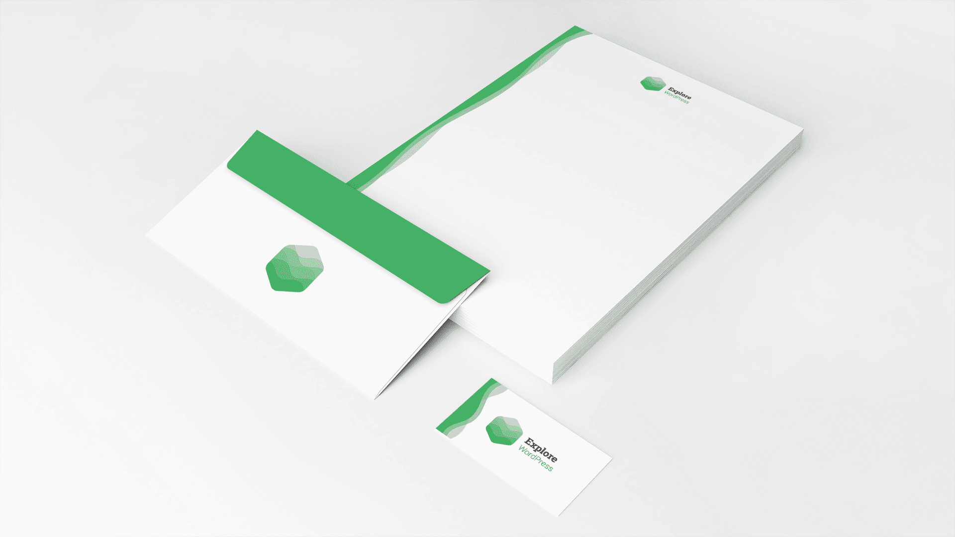 stationery 1point3creative