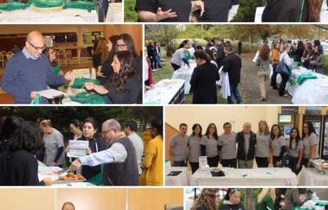 Collage of people at Nature's Bounty Co Global health leader